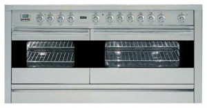 Buy Kitchen Stove ILVE PF-150FS-MP Stainless-Steel online / Photo